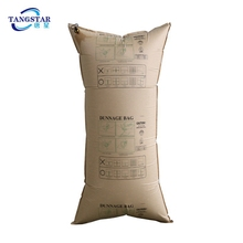 2018 High Quality Inflatable Cushion Protective Packaging Air Column dunnage Bag For Wine Bottle Packaging Bags