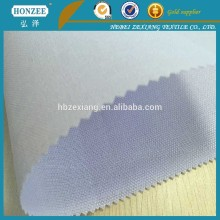 100% black and white striped polyester fabrics with lining garments fabricstretch interlining 100 polyester mesh fabric