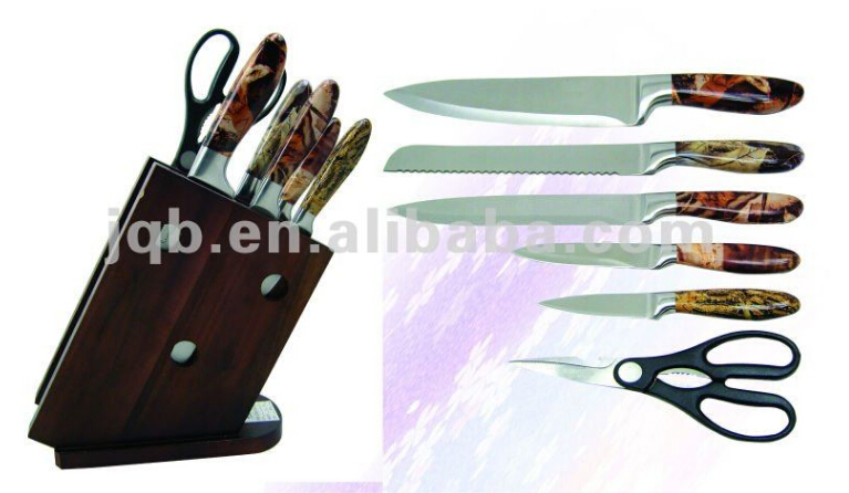 plastic handle stainless steel Kitchen use chef knife/bread knife