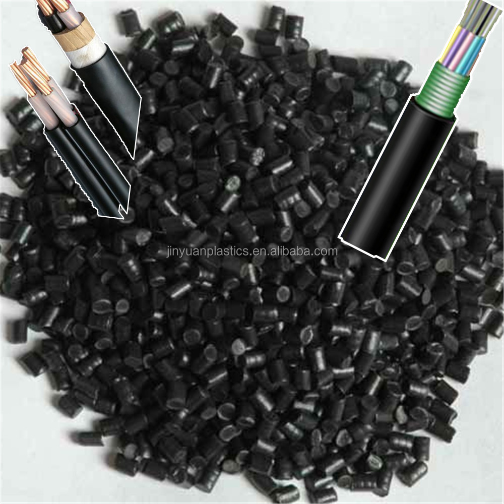 cable material hdpe pellet for optical cable sheath