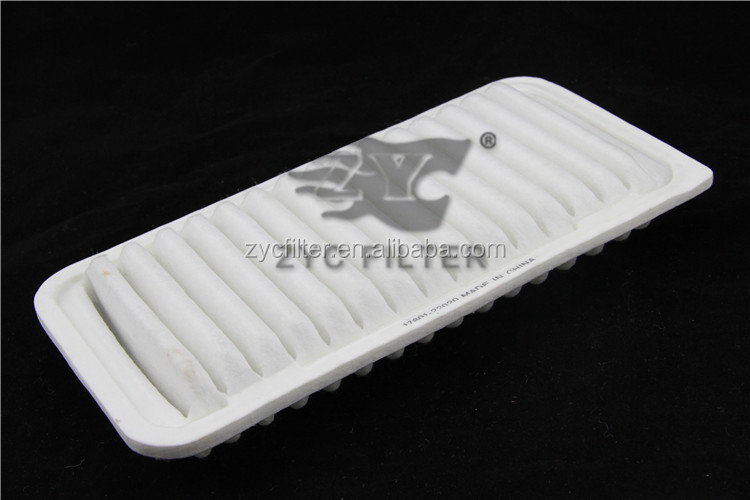 Factory Genuine Japan auto parts Toyota Corolla/BYD F3/LIFAN620 Air filter C2620/17801-0D011/17801-OD020/17801-22020