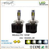PHILIPSLUMIED 10400LM H4 P6 Led 55w