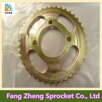 Motorcycle Front and Rear Sprocket for Bajaj Pulsar