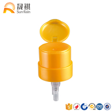 plastic screw bottle cap perfume sprayerflip top bottle cap cosmeticsplastic flip top lid cap