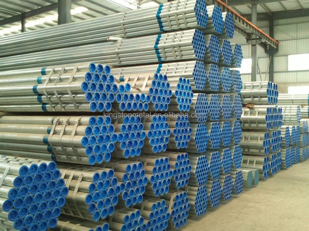 High Quality Hot Dipped Galvanized Steel Pipe Manufacture