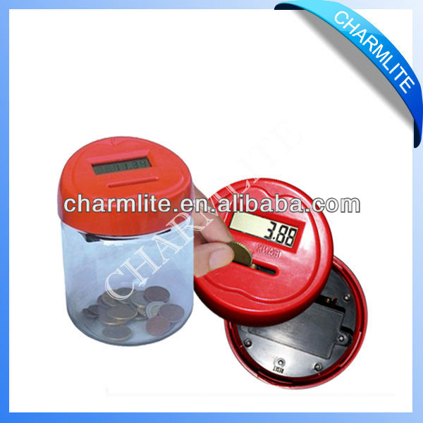 Red Electricity Saving Box