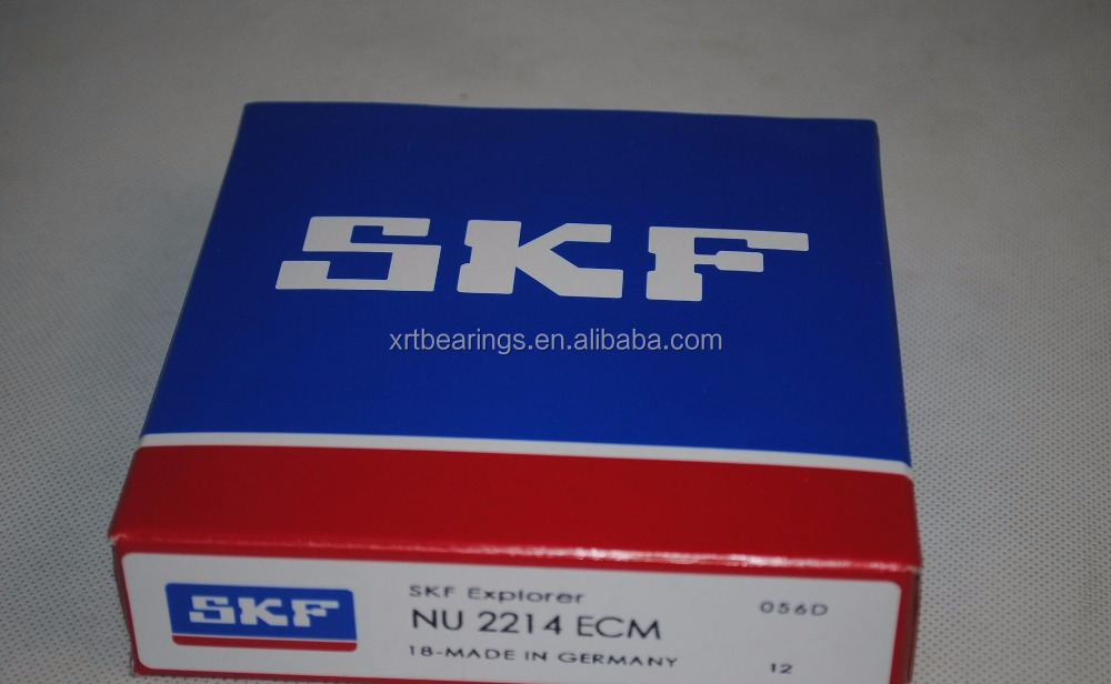 SKF NU2214ECM bearing 70x125x31 mm high capacity cylindrical roller bearing SKF NU 2214 ECM