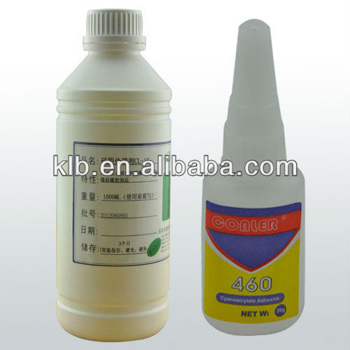 clean instant adhesive for chemical window sealant glue for rubber