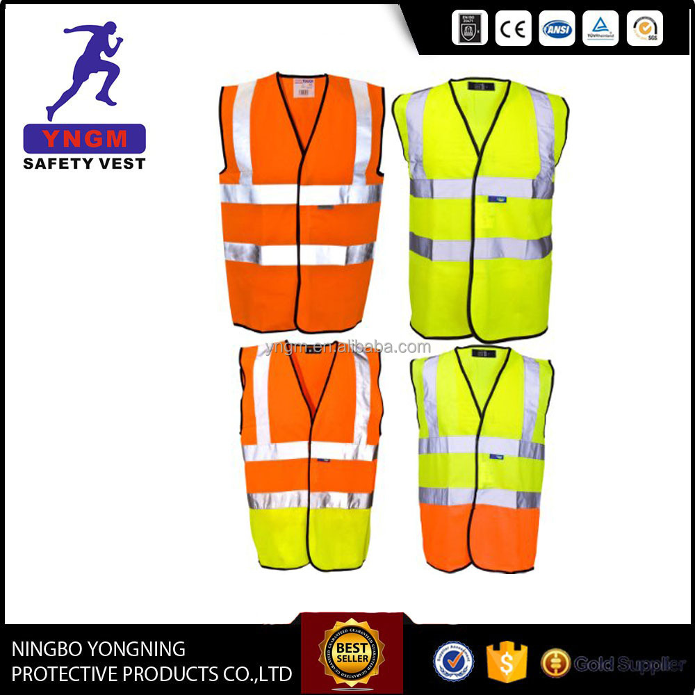 OEM traffic reflective safety cloth