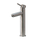 China factory single handle stainless steel 304 sink faucet bathroom sink faucet accessories