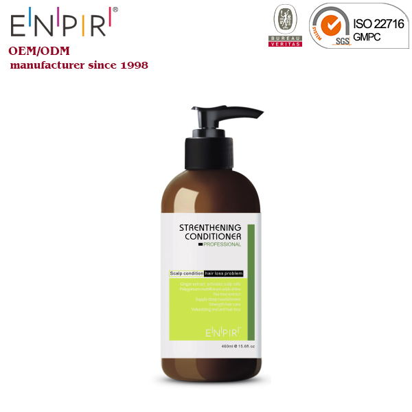 New products professional treatment hair loss ginger shampoo 460ml