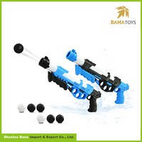 High precision promotional water bullet gun