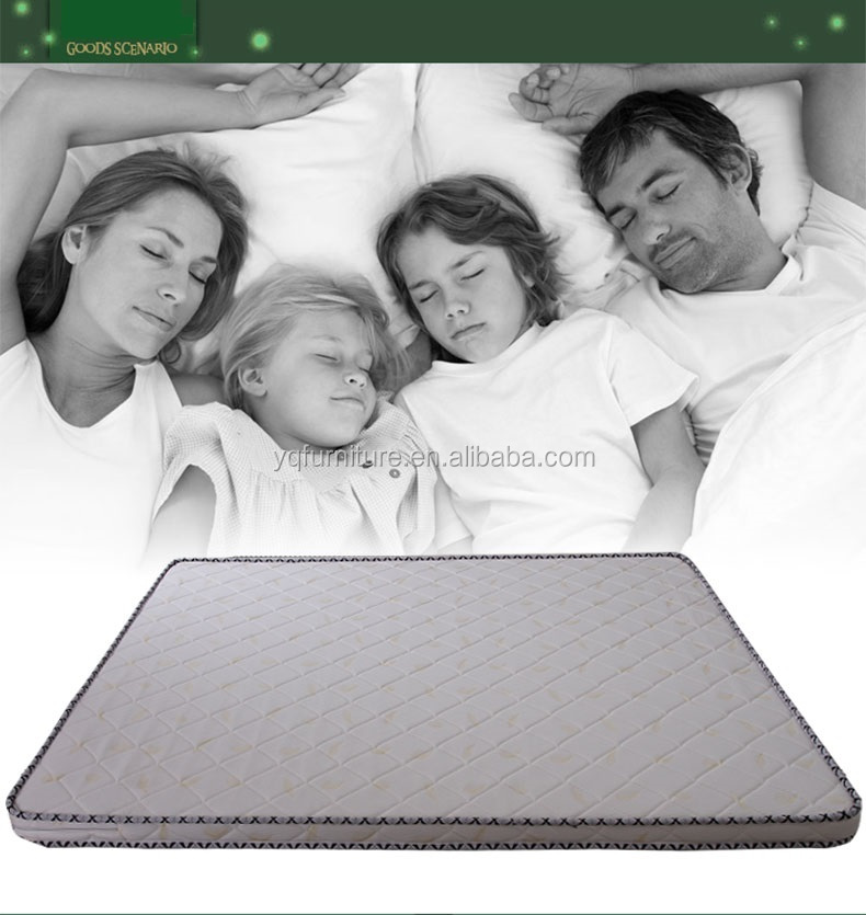 Children Double Coconut Palm Mattress Environmental Protection For Bunk Bed - Jozy Mattress   Jozy.net
