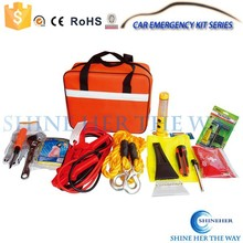 Auto Roadside Emergency Kit Tool Safety Survival Car Kits