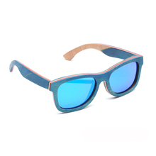 FQ brand Manufacturers selling new 2016 bamboo polarized sunglasses