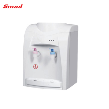 Hot and Cold Portable Countertop Water Dispenser for Office