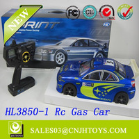 Top Sell Henglong 3850-1 1 10 Scale 18 Engine Nitro RC Car For Sale