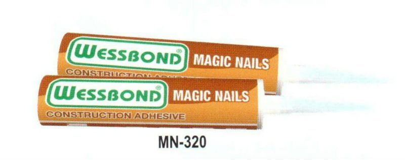 Magic nails construction sealant