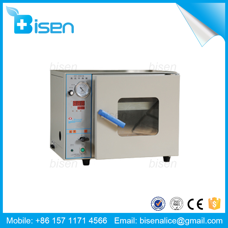BS-DZF Series Brand New Natural Convection Benchtop Vacuum Table Top Drying Oven For Wholesales