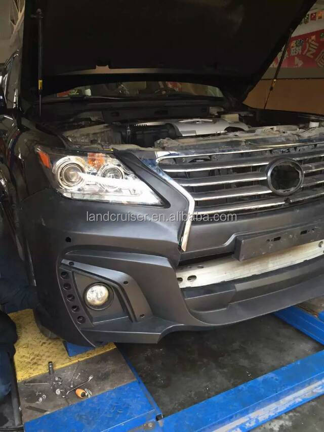 LX570 wald style body kit for toyota Lexus LX570 13-15 year