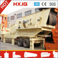 Low price mobile crusher