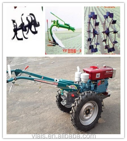 15hp and 18hp tractor Agricultural Machine diesel engine water cooled walking tractors