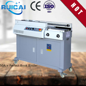 High Quality Perfect Binder for Printing Copy Photo Shop Use