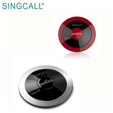 SINGCALL wireless waiter call bell waterproof function wireless calling launch button