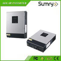 1000va to 6000va 12v 24v 220v Pure sine wave High frequency solar panel inverter price