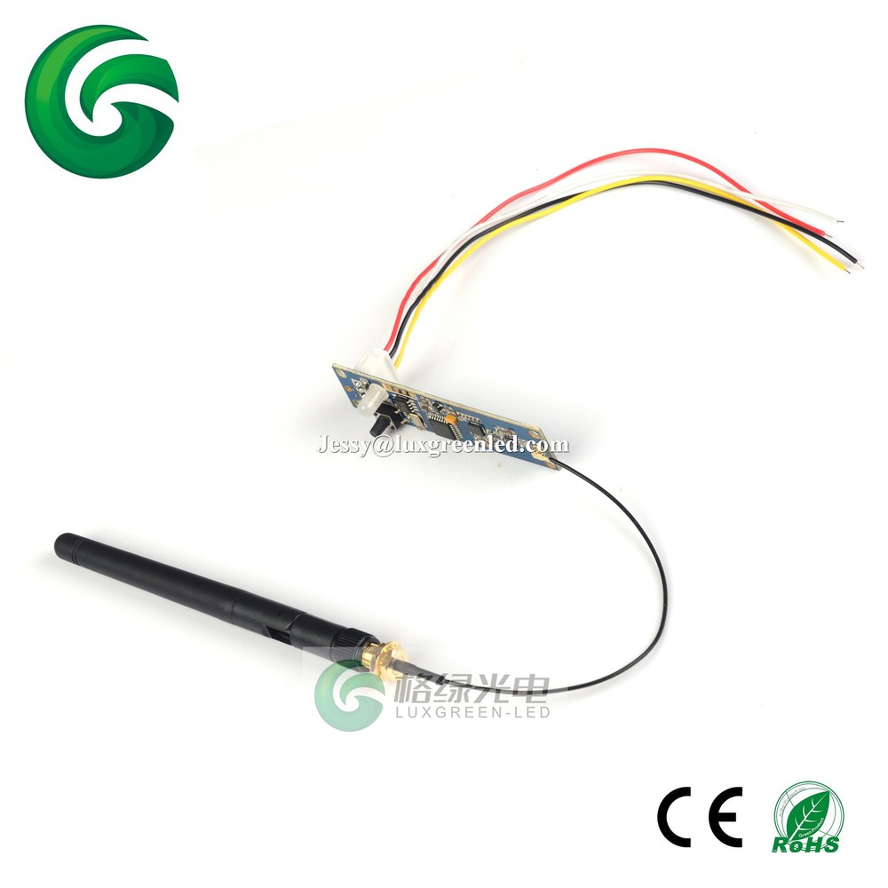 Wifi controller PCB board, wireless dmx 512 transmitter and receiver