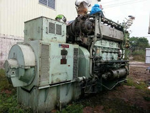 second hand high power used marine engine