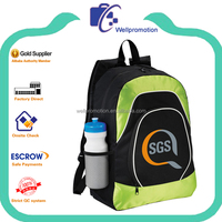 China manufacturers cheap backpack laptop bags with backpack zippers