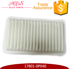 Original standard auto drain compressed air filter for Toyota Highlander OEM:17801-0P040