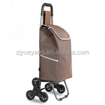 YY-33X41 folding shipping cart buy trolley bag go cart