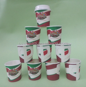 paper coffee cups with handles,single wall paper coffee cups with handles,Disposable paper cups with handles