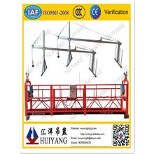 ZLP630 Electric Construction/ Building/ external wall Suspended Platform/ Sky Climber