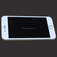 100% Full Coverage Silicon Edge 3D Glass Screen Protector for iPhone 6 Smart Phone Curved Edge