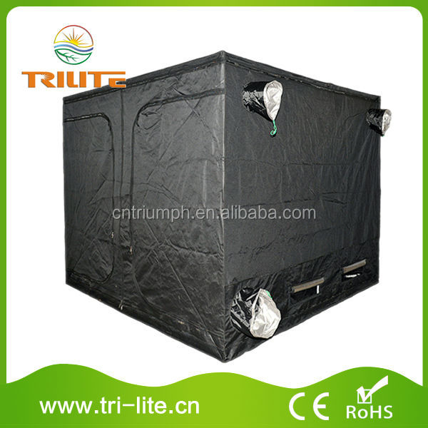 Mylar and Oxford Cloth Agricultural Greenhouse Grow tent