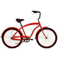 26inch Englon style vintage chopper beach cruiser bike LX-003DL
