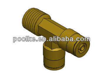 DOT push in fittings (DOT-HD)