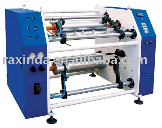 semi qutomatic Stretch Film Rewinder,film rewinding machine