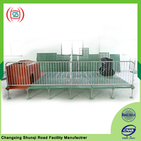 New design farrowing crate pig flooring, farm equipment for sale