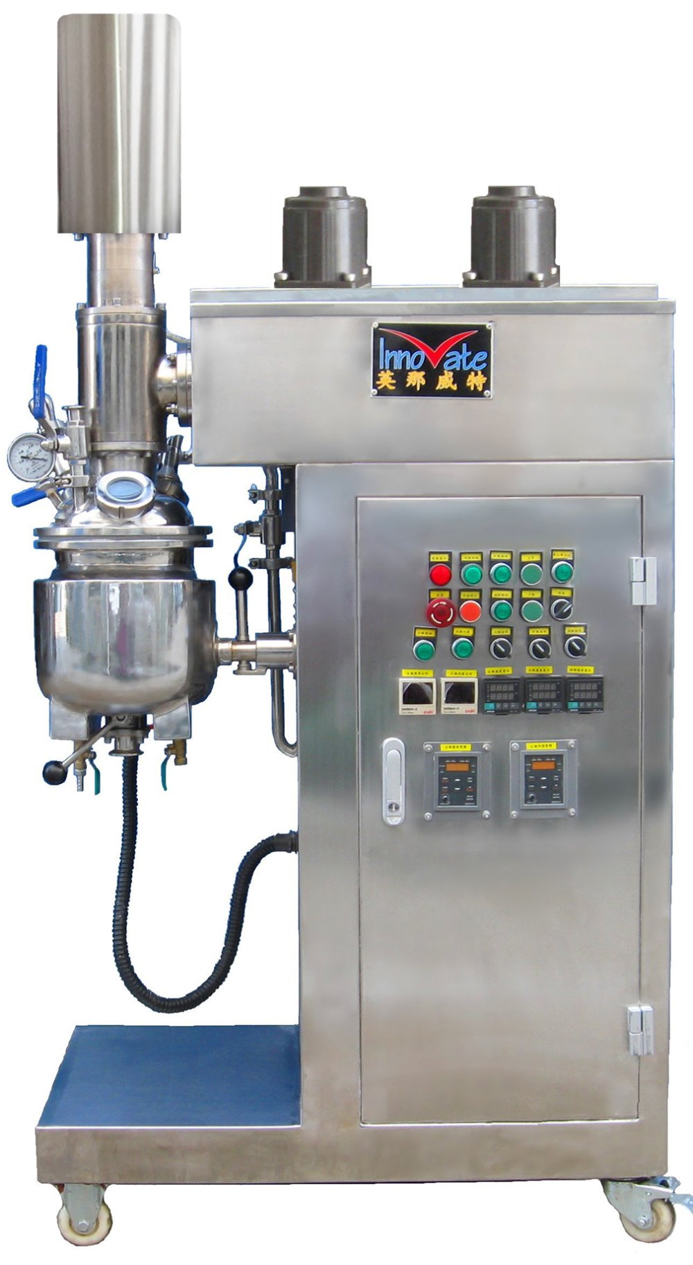 good quality Emulsifying Mixing Homogenizer with great price