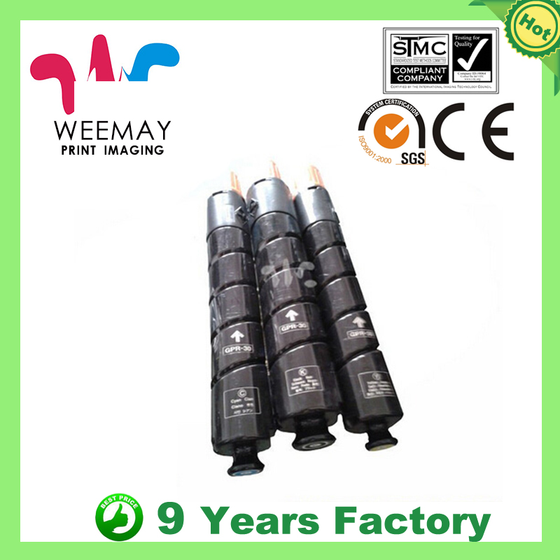 Best price color toner cartridge for Canon IR-ADVC5045 copier