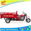 Good quality mobile dump trucks automatic unloading 3 wheel car kavaki petrol mobility tricycle on sale