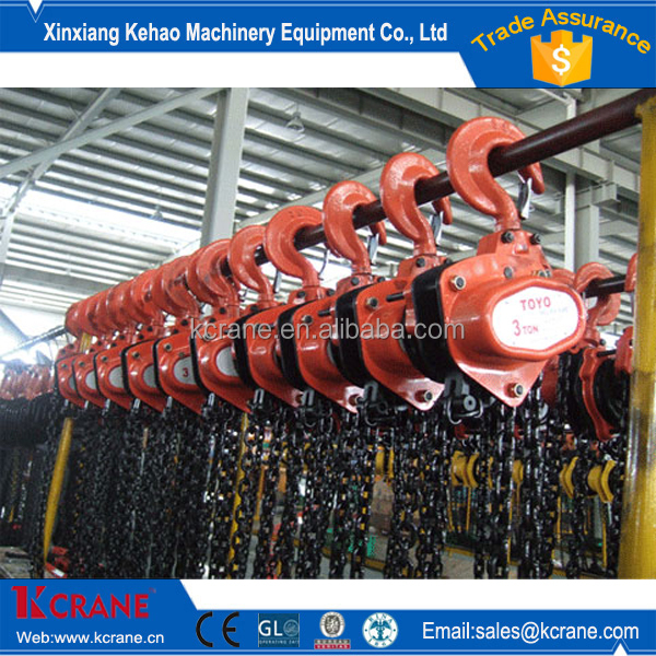 2ton lifting excel engine chain hoist