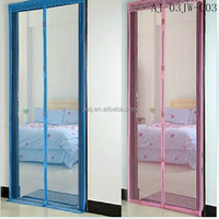 fashion Magnetic Hands-free Anti-mosquito Screen Door Curtain