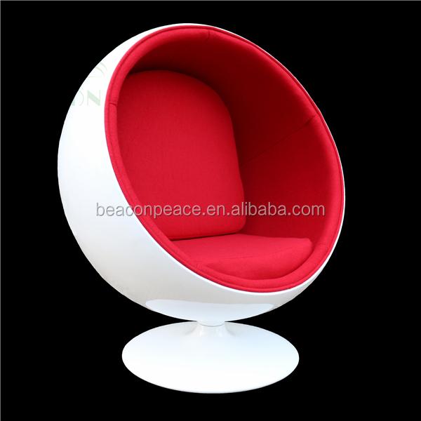 현대 가끔 유리 섬유 라운드 볼 의자-거실 의자-상품 ID:60159375055 ...