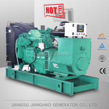 125kva diesel generator set with Cummins engine 6BTA5.9-G2