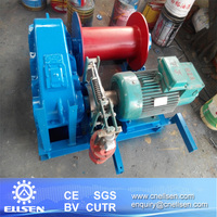 Auto electric winch, powerful small electric winch 220v